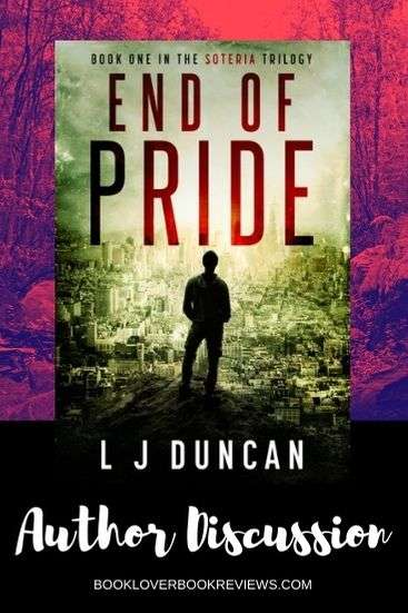 End of Pride: LJ Duncan on Genre and his new novel