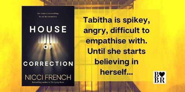 House of Correction - Nicci French - Review Banner