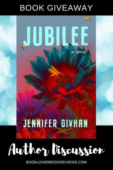 Jubilee by Jennifer Givhan, Author Post & Giveaway