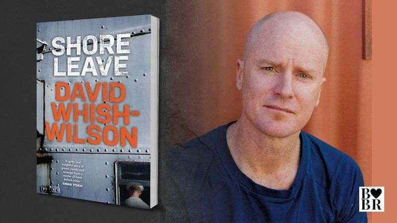 Shore Leave: David Whish-Wilson discusses his new novel, Banner