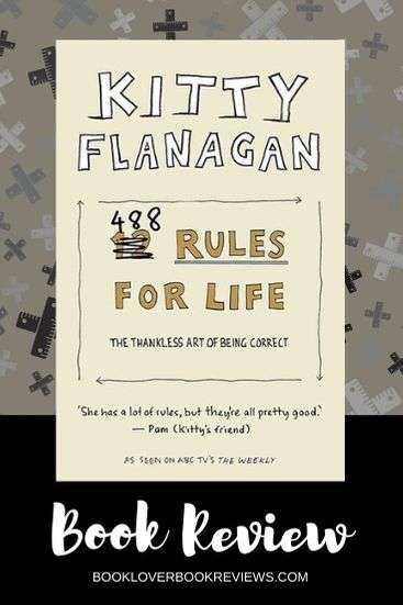 488 Rules for Life by Kitty Flanagan, AudioBook Review