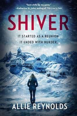 Shiver - New thriller novel January 2021