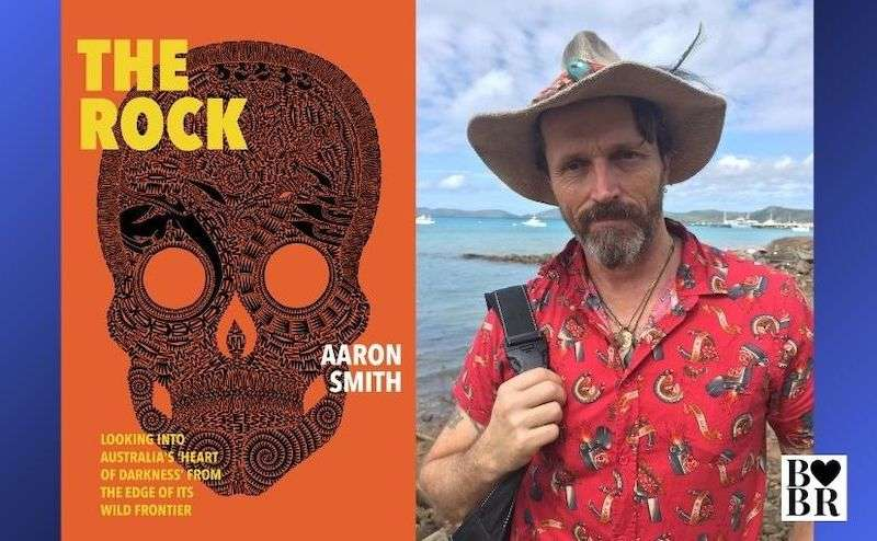 The Rock by Aaron Smith, Author Post + Giveaway