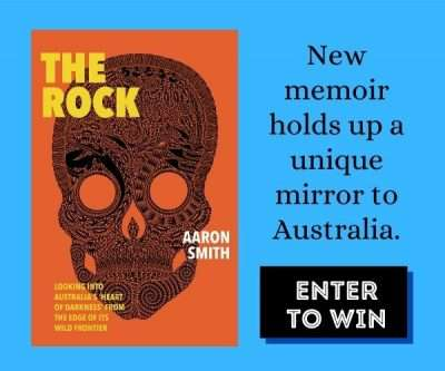 The Rock eBook Giveaway