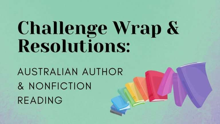 Challenge Wrap & Resolutions: Australian and nonfiction reading