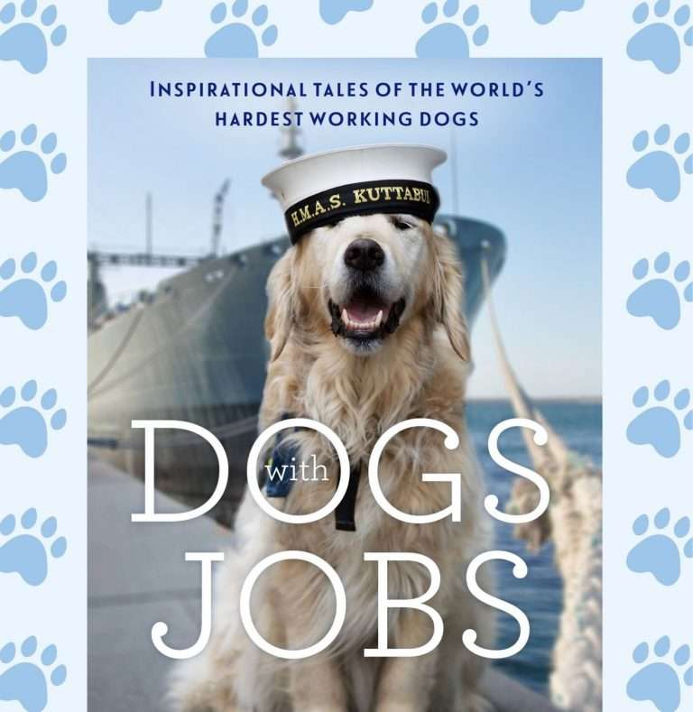 Dogs With Jobs, Review: Laura Greaves' heartwarming tales
