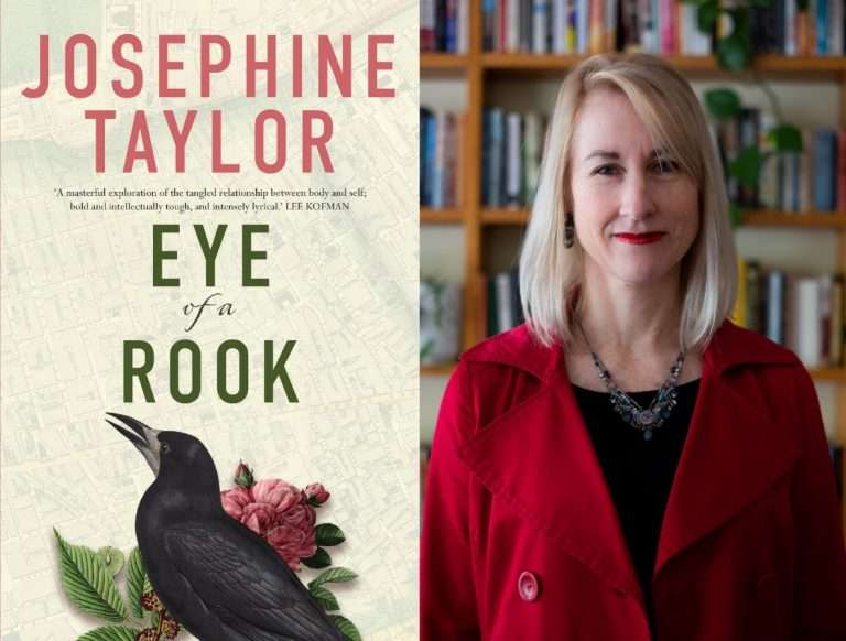 Eye of a Rook: Josephine Taylor on her debut women's fiction