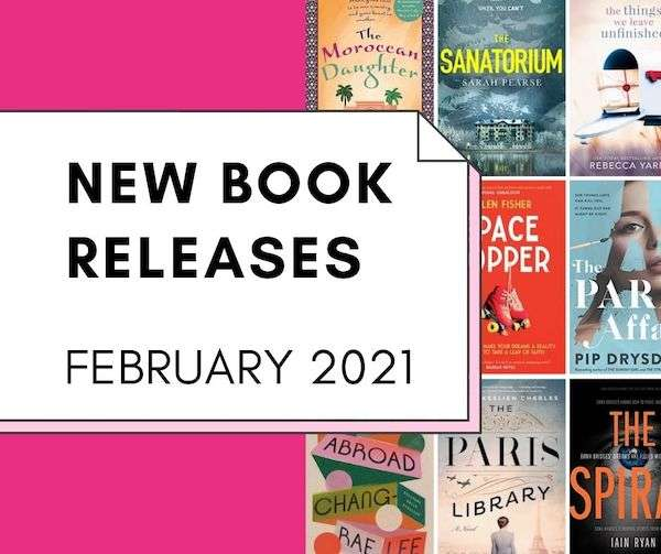 February 2021 New Fiction Releases