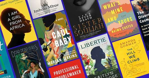 Must read spring books by Black authors