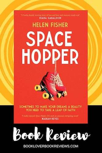 Space Hopper Book Review, author Helen Fisher
