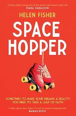 Space Hopper by Helen Fisher - February 2021 historical fiction