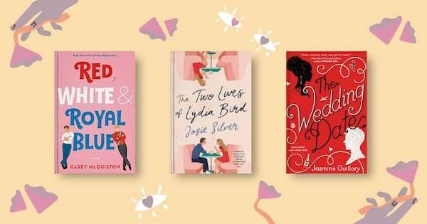 The 52 Most Popular Romances of the Past Three Years on Goodreads