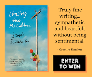 Chasing the McCubbin eBook Giveaway