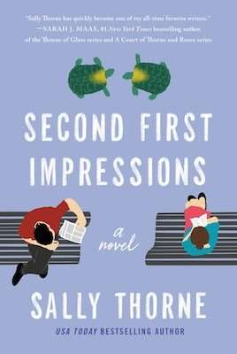 Second First Impressions - New chick lit