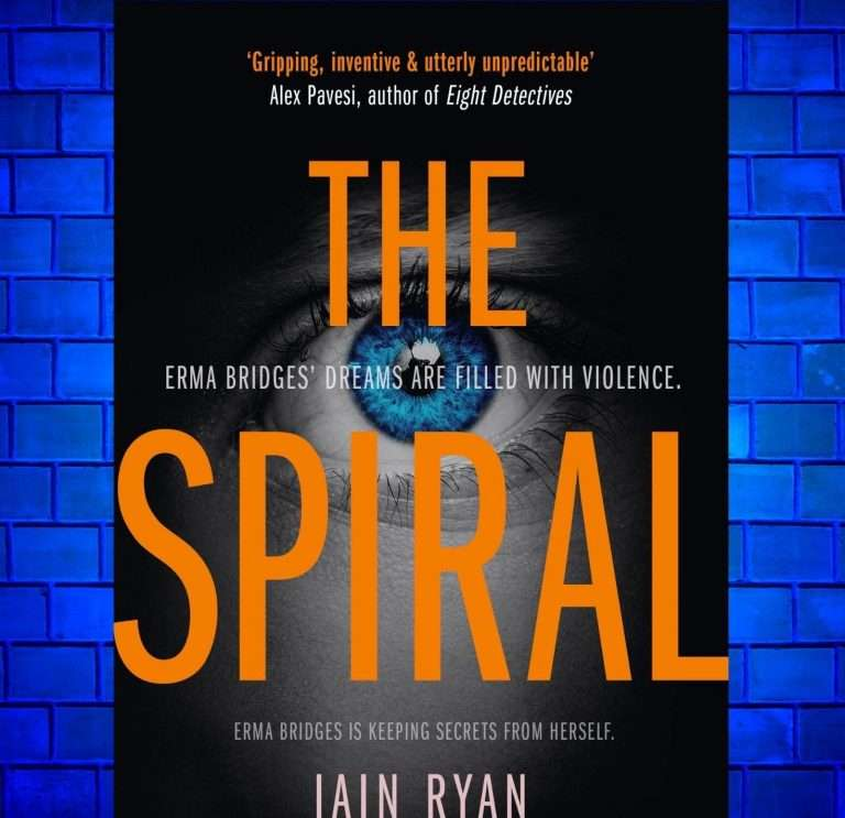 THE SPIRAL by Iain Ryan, Book Review: Brutal truths