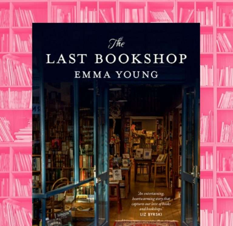 The Last Bookshop by Emma Young, Review: Bookish love