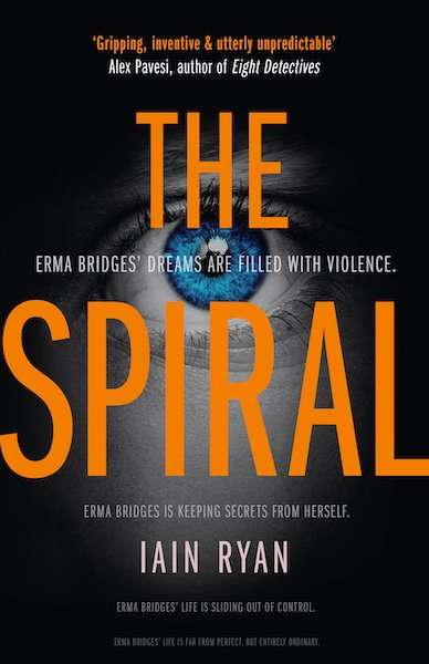 The Spiral by Iain Ryan Book Cover