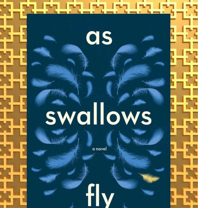 As Swallows Fly by L P McMahon, Review: Empowering courage