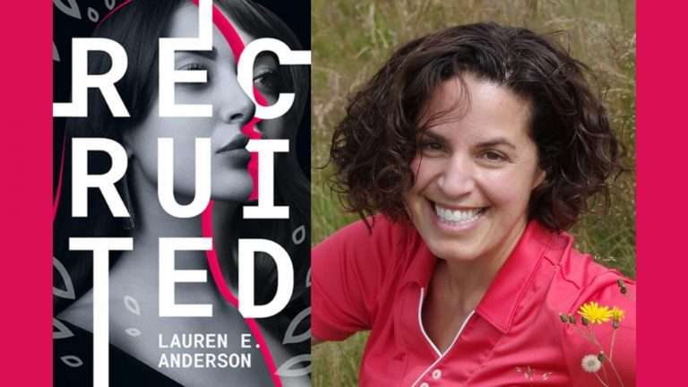 Lauren Anderson on RECRUITED: Eco-women's-lit + Giveaway