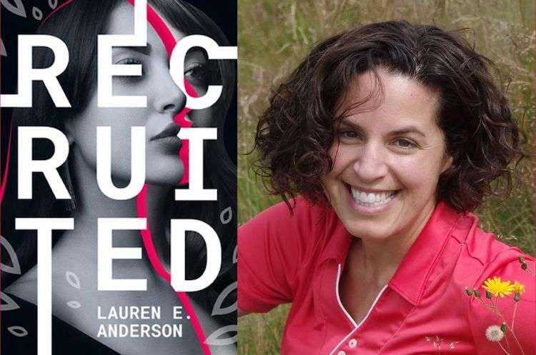 Recruited by Lauren Anderson - Interview Giveaway