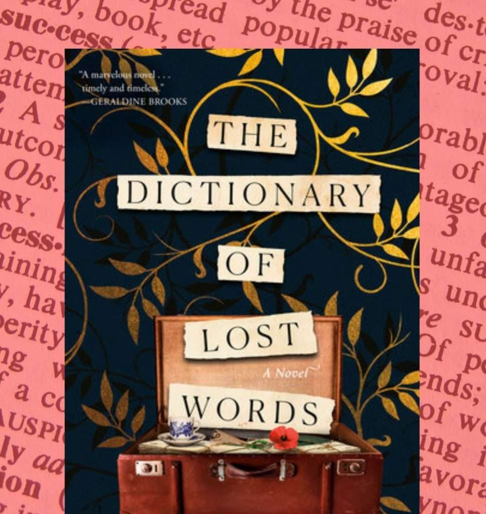The Dictionary of Lost Words by Pip Williams, Book Review