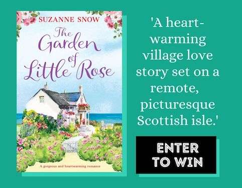 The Garden of Little Rose Book Giveaway - Welcome to Thorndale Romance Series