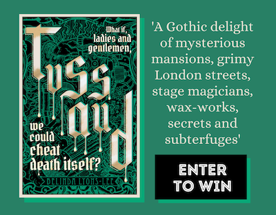 Tussaud Giveaway - Gothic historical fiction