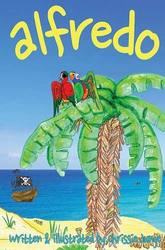 Alfredo by Chrissie Junge Book Cover