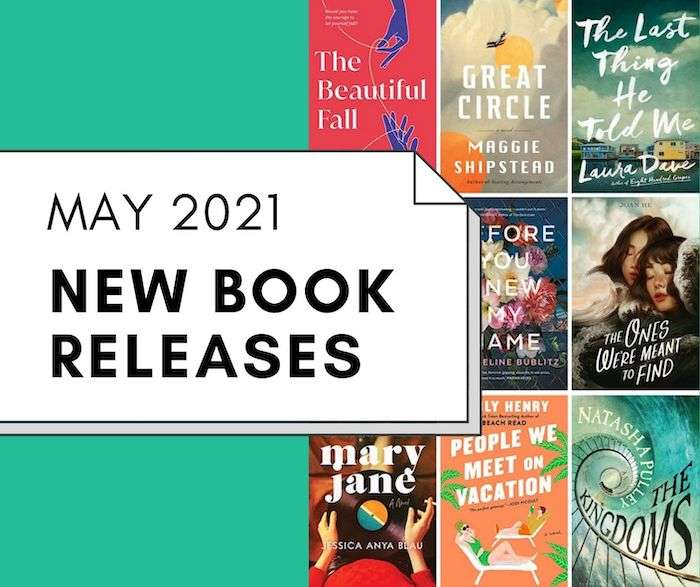 May 2021 Books New Releases