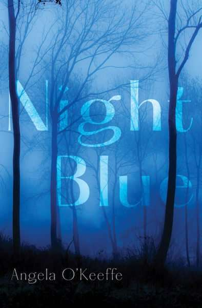 Night Blue - Angela O'Keeffe - Book Review