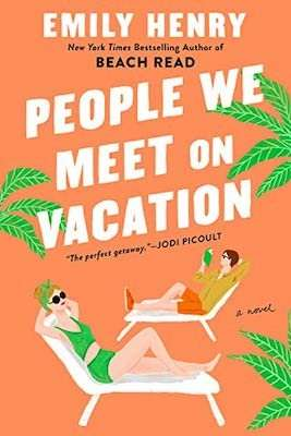New in Books - People We Meet on Vacation