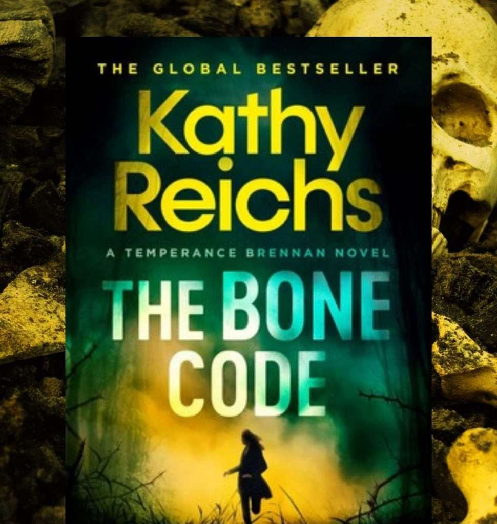 The Bone Code Review, Kathy Reichs