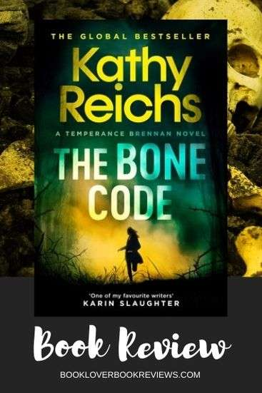 The Book Code Review - Kathy Reichs