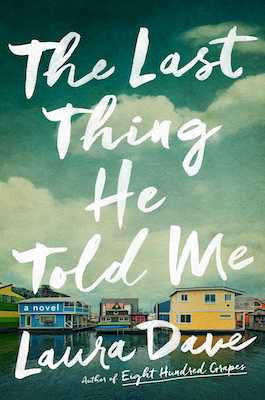 Books New Release - The Last Thing He Told Me