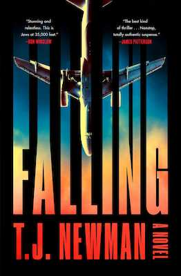 Falling by TJ Newman - New Book Releases June 2021