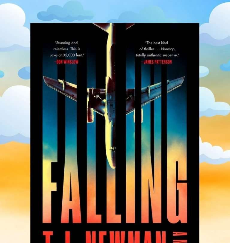 Falling by TJ Newman, Book Review: Gripping depths