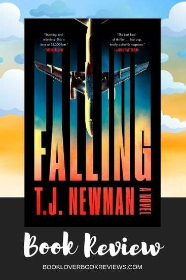 Falling by TJ Newman Book Review