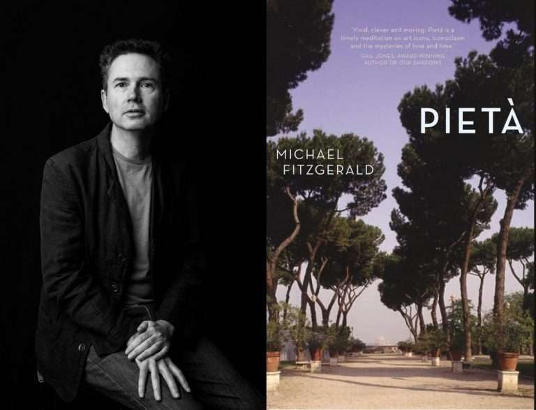 Pietà: Michael Fitzgerald on his inspiration for new novel