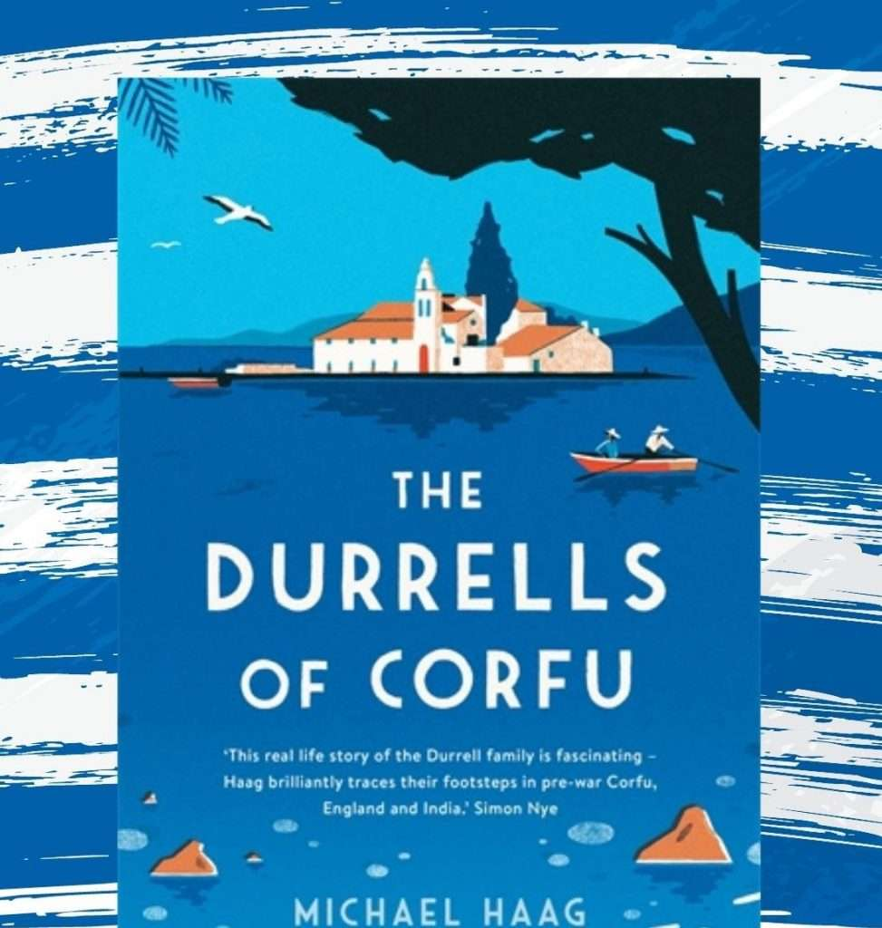 The Durrells of Corfu Review, Michael Haag