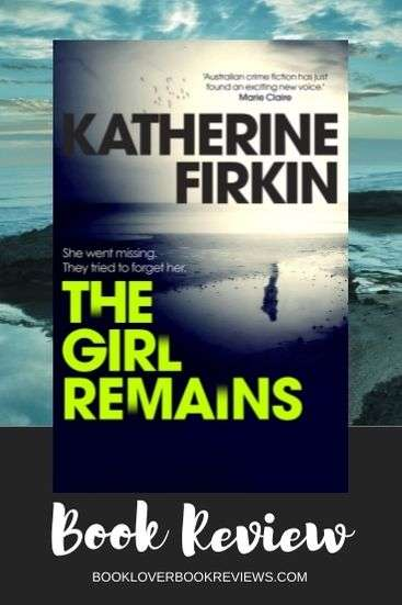 The Girl Remains Review - Author Katherine Firkin