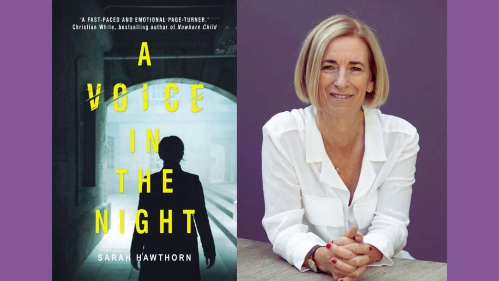 A Voice in the Night: Sarah Hawthorn's inspiration + Our Review