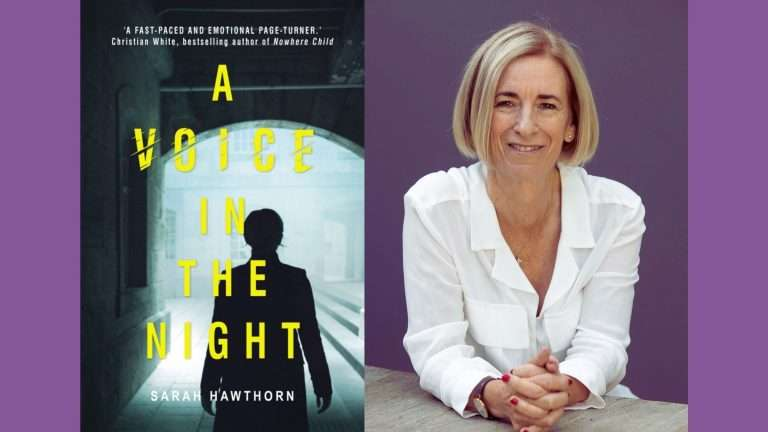 A Voice in the Night: Sarah Hawthorn's inspiration + Review