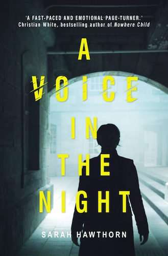 A Voice in the Night - Sarah Hawthorn - Review