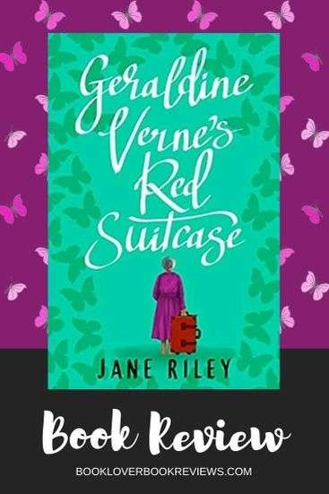 Geraldine Vernes Red Suitcase by Jane Riley Book Review 2