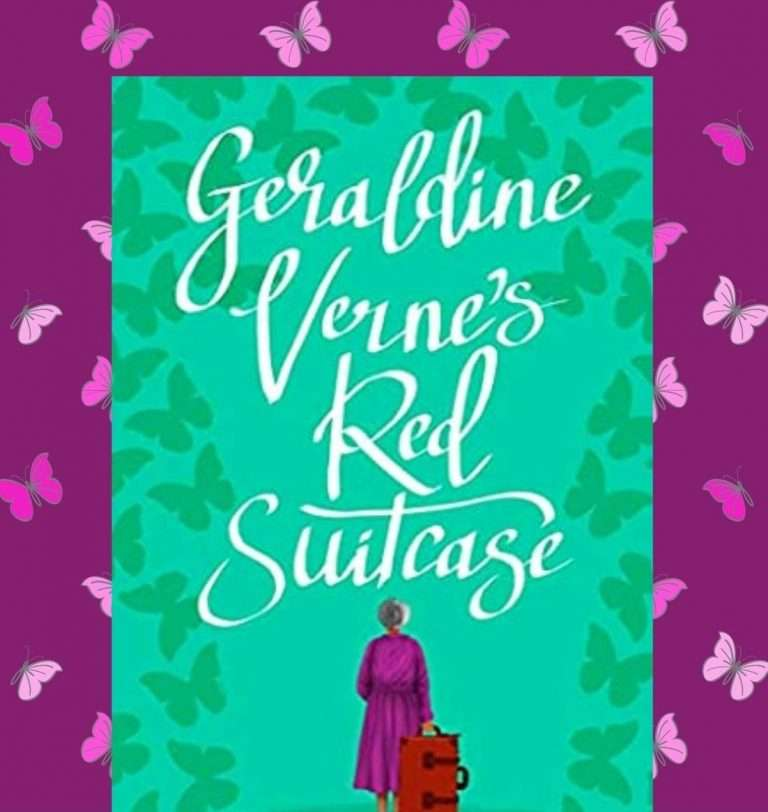Geraldine Verne's Red Suitcase by Jane Riley, Book Review