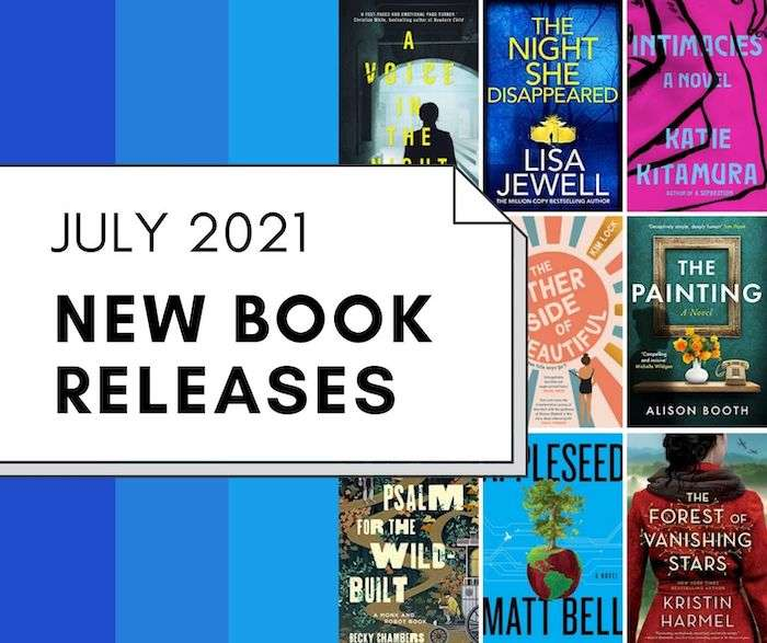 New book releases July 2021