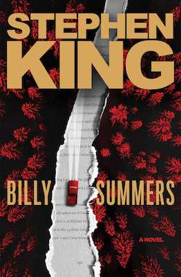 New Books Stephen King - Billy Summers