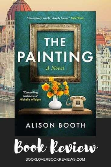 The Painting, Book Review - author Alison Booth