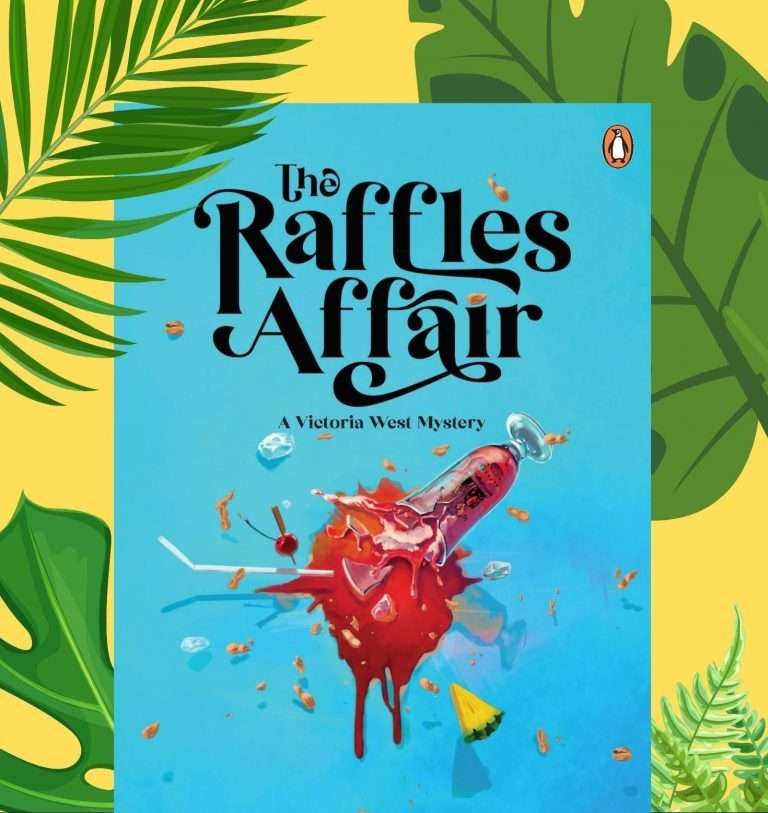 The Raffles Affair by Vicki Virtue, Review: Opulent homage