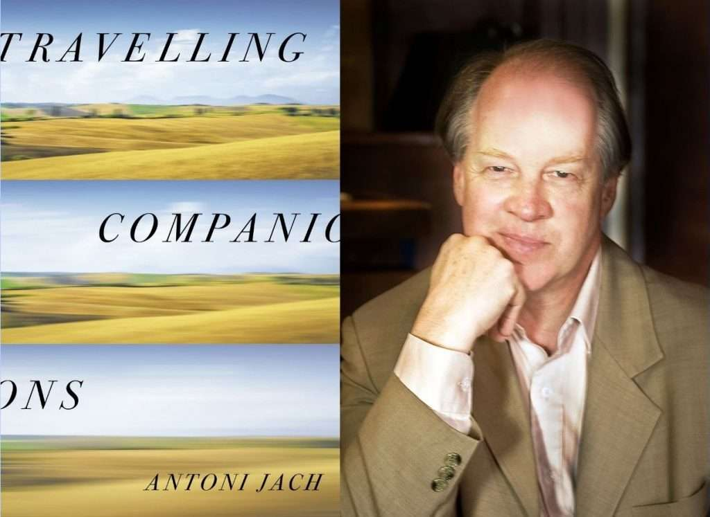 Travelling Companions by Antoni Jach Author Discussion Feature